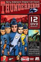 Thunderbirds Mega Set