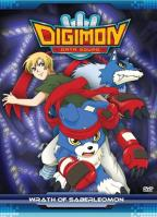 Digimon Data Squad: Wrath of SaberLeomon