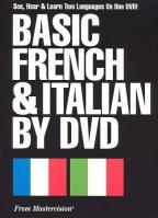 Basic French & Italian on DVD