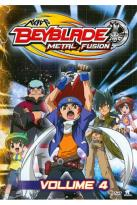 Beyblade: Metal Fusion, Vol. 4