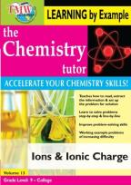Chemistry Tutor: Ions & Ionic Charge