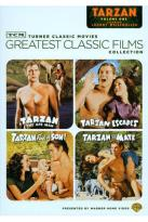 TCM Greatest Classic Films Collection: Johnny Weissmuller as Tarzan, Vol. 1