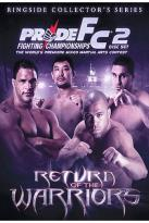 PRIDE Fighting Championships - Return of the Warriors
