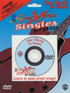 Song XPress - Singles for Guitar - The Thrill is Gone