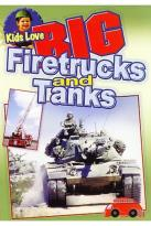 Firetrucks & Tanks