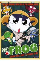 Sgt. Frog: Season Three, Part 1