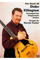 Martin Taylor: The Music of Duke Ellington Arranged for Fingerstyle Guitar