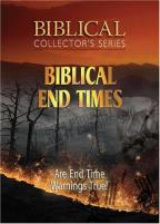 Biblical Collector's Series - Biblical End Times