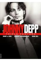 Johnny Depp - Triple Feature