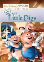 Disney Animation Collection Vol. 2: Three Little Pigs