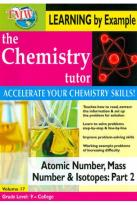 Chemistry Tutor: Atomic Number, Mass Number & Isotopes - Part 2