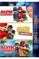 Alvin and the Chipmunks/Alvin and the Chipmunks: The Squeakquel/Chipwrecked