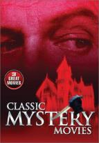 Classic Mystery Movies: And Then There Were None / Cry Panic / The Bat