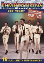Temptations - Get Ready: Definitive Performances 1965-1972