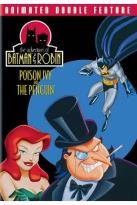 Adventures of Batman & Robin - Poison Ivy/The Penguin