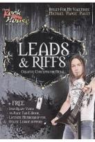 Rock House Method: Leads & Riffs - Creative Concepts for Metal