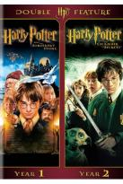 Harry Potter and the Sorcerer's Stone/ Harry Potter and the Chamber of Secrets - 2 Pack