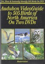Audubon Videoguide to 505 Birds of North America