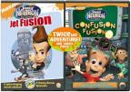 Adventures of Jimmy Neutron, Boy Genius: Jet Fusion / Confusion Fusion
