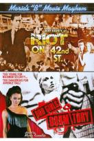 "Maria's ""B"" Movie Mayhem: Riot on 42nd St./Bad Girls Dormitory"