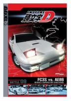 Initial D - Battle 9: Akina's Superstar Challenge