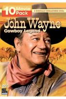 John Wayne - Cowboy Legend 10 Movie Pack