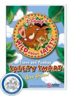 Disney's Wild About Safety with Timon and Pumbaa: Safety Smart Goes Green!