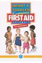 Infant & Toddler Emergency First Aid - Vol. 2: Illnesses
