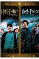 Harry Potter Double Feature: Year 3 & Year 4