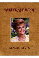 Murder She Wrote - The Complete Seventh Season