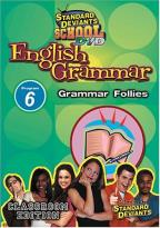 Standard Deviants - English Grammar Module 6: Grammar Follies