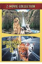 Homeward Bound: The Incredible Journey/Homeward Bound II: Lost in San Francisco