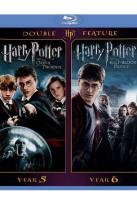 Harry Potter and the Order of the Phoenix/Harry Potter and the Half-Blood Prince