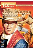 John Wayne - American Hero 10 Movie Pack