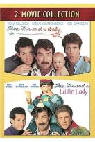 Three Men and a Baby/Three Men and a Little Lady