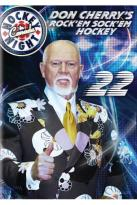 Don Cherry's Rock 'Em Sock 'Em Hockey 22