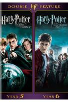 Harry Potter Double Feature: Year 5 & Year 6