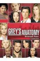 Grey's Anatomy - The Complete Fourth Season