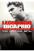 Leonardo Dicaprio - Triple Feature