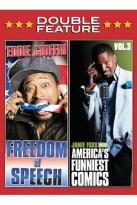 Freedom of Speech/Jamie Foxx - Vol. 3