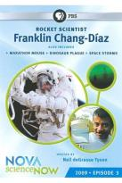 NOVA: scienceNOW: 2009 Episode 3 - Rocket Scientist Franklin Chang-Diaz