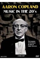 Aaron Copland: Music in the 20's