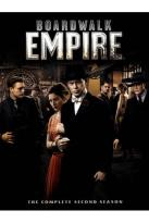 Boardwalk Empire - Complete Second Season