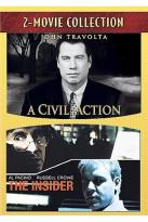 Civil Action/The Insider