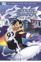 Static Shock: The New Kid