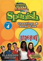Standard Deviants - Spanish Module 4: Greetings and Small Talk