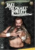 "WWE - Jake ""The Snake"" Roberts: Pick Your Poison"