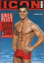 Icon Men - Greg Plitt: Biceps, Triceps and Abs Workout
