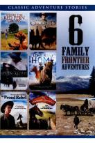 Family Frontier Adventures: 6 Movies