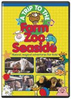 Trip to the Farm,  Zoo, & Seaside - Collection Set